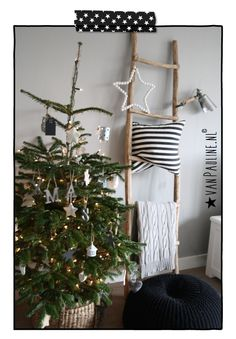 Kerstboom ★ VanPauline.nl