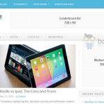 Adsense uyumlu responsive wordpress teması: Delivery Lite