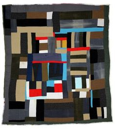 Gees Bend quilt.
