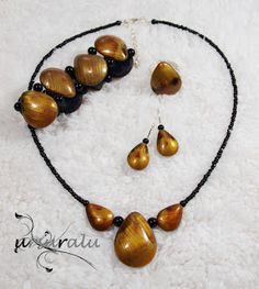 ur-polymer clay Polymer Clay, Beaded Bracelets, Handmade, Jewelry, Hand Made, Jewlery, Jewerly, Pearl Bracelets, Schmuck