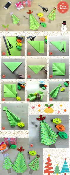 Decorating with paper Christmas trees can be a beautiful and inexpensive way to create a Christmas atmosphere in your home. Here Fullmark want to show you how to make a paper Christmas tree with our Fullmark glue tape. It is a simple project you can make with your kids!