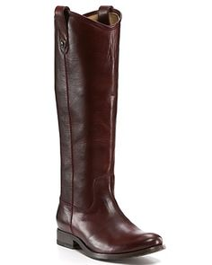 Frye-Melissa riding boots
