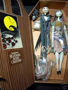 ~*~ I need these too!! ~*~ Nightmare Before Christmas Jack Skellington Tim Burton