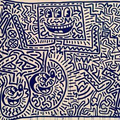 Keith Haring, #MOMA #urbanoutfitters