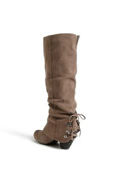 Naughty Monkey 'Fall Fever' Boot | Nordstrom....just ordered these in black!!