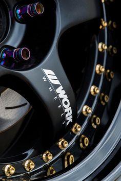 Hi — Work Meisters Tuner Cars, Jdm Cars, Custom Wheels, Custom Cars, Vw R32, Carros Bmw, Rims For Cars, Car Mods, Drifting Cars