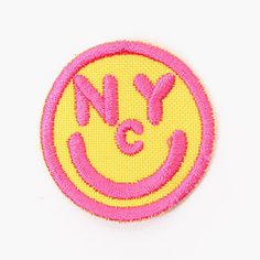 NY Appliques ,Appliques,Embroidered patch,Sewing, Patch,embroidery design,Embroidery,Textile,Fiber,Needlecraft,Fabric,General supplies, by omnisupply on Etsy