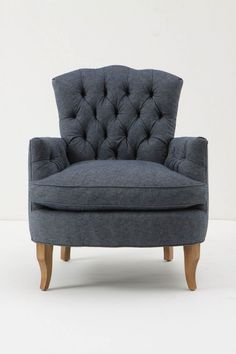 <3 the fabric and style - great bedroom chair ...marjorie chair (anthropologie), $1,498