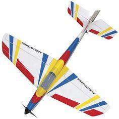 AeroWorks Stingray EP ARF White 39