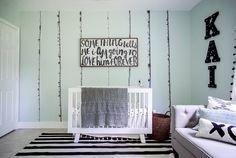 Gender Neutral Nursery | Curio Design Studio