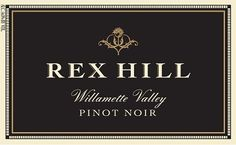 Rex Hill Vineyard - Pinot Noir  Willamette Valley 2012 (750ml) (750ml) Let me know what you think