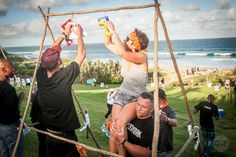 Teambuilding with Tri Active Events Management in the Overberg, South Africa. Survivor Challenges, Cape Town Accommodation, Corporate Team Building, Youth Camp, Port Elizabeth, Team Building Activities, Amazing Race, Adventure Activities, Event Management