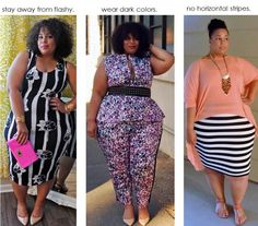 #shapeofbeauty See how @Curvation & Garnerstyle are kicking out the rules of plus size fashion.
