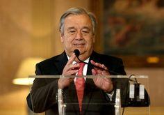 PROCESO: Celebra Ban Ki-moon elección de Guterres para sucederlo en la ONU.