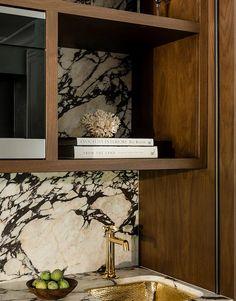Kitchen Decor, Kitchen Design, Kitchen Ideas, Sink Design, Interior Inspiration, Design Inspiration, Waterworks, Bars For Home, Architecture