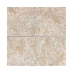 American Olean Belmar 50-Pack Pearl Ceramic Wall Tile (Common: 6-in x 6-in; Actual: 6-in x 6-in)