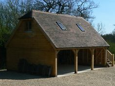 Professional and experienced builders of Oak Framed Garages in Oxfordshire, Hampshire, Berkshire and Buckinghamshire. Garage Guest House, Garage Loft, Carport Garage, Garage Workshop, Garage Storage, Timber Frame Garage, Car Barn, Garage Apartments, Garages