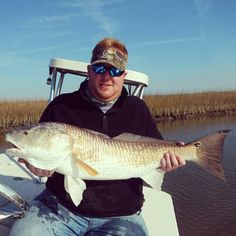 Redfish!