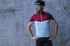 Isadore La Flamme cycling jersey