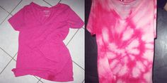 ✞How to Tie Dye Using Bleach✞
