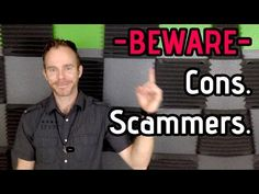 BEWARE: Scammers & Cons Hunting Wannapreneur Victims - YouTube