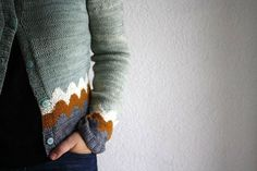 ittybitty's abra alba-is it sad that at the beginning of summer I'm already looking forward to autumn knitting?