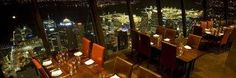 Orbit Restaurant, in Auckland. (http://on.fb.me/NewZealandOrbit)