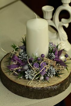 Фотография Christmas Wreaths, Christmas Crafts, Christmas Decorations, Bead Crafts, Diy And Crafts, Christmas Table Centerpieces, Christmas Hamper, Pine Cone Crafts, Advent