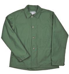 free-man:    Workaday Utility Jacket