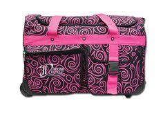 Pink Swirl Limited Edition (Fall 2015)   DISCONTINUED   #DreamDuffel #LimitedEdition