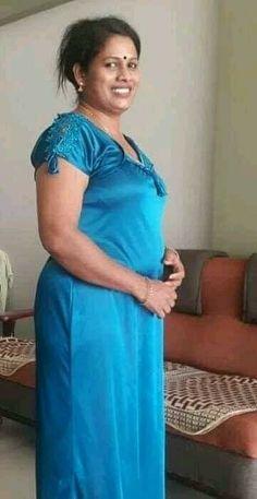 Beautiful Women Over 40, Beautiful Girl Indian, Beautiful Indian Actress, Beautiful Saree, Night Wear Dress, Night Gown, Arabian Beauty Women, Dehati Girl Photo, Indian Girls Images