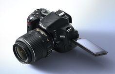 Am Dslr-ul meu - Nikon D5100