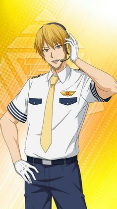 Kise kuroko no basket Kise Kuroko No Basket, Kuroko Tetsuya, Cute Anime Boy, Anime Love, Haikyuu, Anime Play, Kiseki No Sedai, Kise Ryouta, Kuroko's Basketball