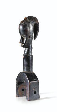 <P>Poulie de métier à tisser, Bété-Guro</P>, Côte d'Ivoire | Lot | Sotheby's
