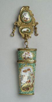 Chatelaine with Etui 1760