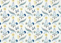 vintage wallpaper || Hannah's Treasures Vintage Wallpaper Blog