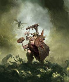 10 Best Nurgle Images Warhammer Art Warhammer Fantasy Warhammer