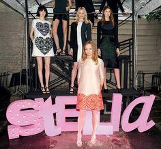 Stella McCartney fala sobre seu resort 2014 e sua primeira linha de jeans