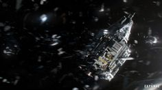 The Expanse Concept Art Takes You Deep Into the Machines That Keep the Solar System Running