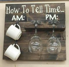 How To Tell Time sign
