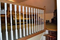 stair railings - Google Search