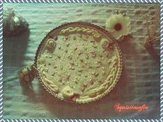 Crostata con frolla veg di Montersino e crema alla banana 02