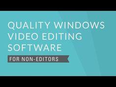 Final Cut Pro Alternative / Wondershare Filmora (originally Wondershare Video Editor)