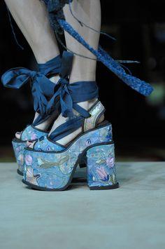 Vivienne Westwood - Paris Spring 2012