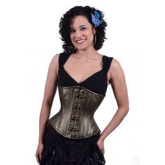 451c64a8c7 Hourglass Silhouette Dragon Scale Hourglass corset.This fun corset is  created with
