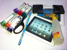 Activity Box - A great way to keep your kids busy while having time for yourself :D