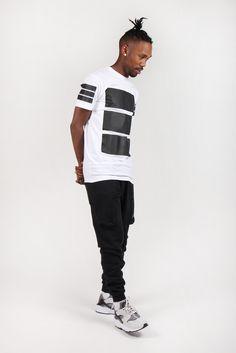 GOOD AS GOLD | Online Clothing Store | Mens & Womens Fashion | Streetwear | NZ — Box T-Shirt - white | STAMPD