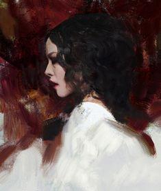 O_O, Yizheng Ke on ArtStation at https://www.artstation.com/artwork/3Ye3m