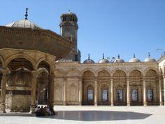 Muhammad Ali Masjid in Cairo - Islamic Places in Egypt