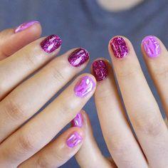 [#유니스텔라트랜드] ✨ #오늘네일뭐하지? #유리조각네일 #글리터네일 #글리터에도 #지지않아! #unistella #daily_unistella #daily_uninails #glassnails #glitternails #pinknails #NOTD ✔유니스텔라 내의 모든 이미지를 사용하실때 사전 동의, 출처 꼭 밝혀주세요❤